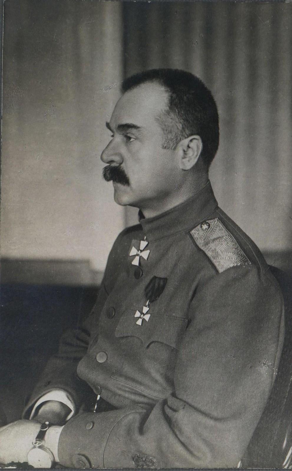 18. Генерал от кавалерии Алексей Максимович Каледин