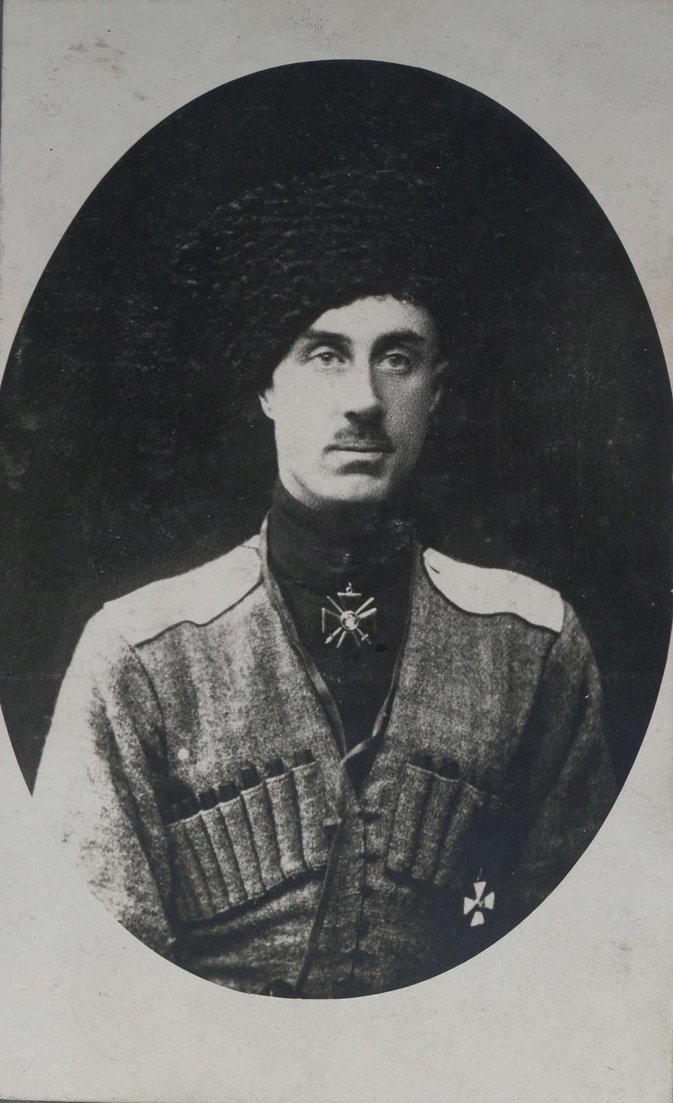 15. Генерального штаба генерал-лейтенант Пётр Николаевич Врангель