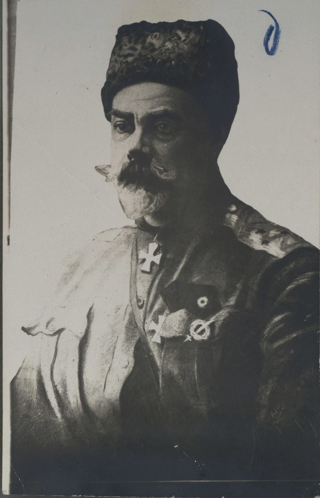 03.Генерал-лейтенант Антон Иванович Деникин