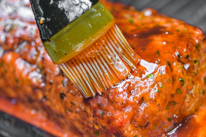 Dr Pepper-glazed Meatloaf