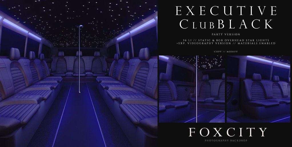 FOXCITY. Photo Booth – Executive ClubBLACK (Party)