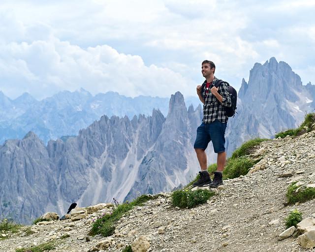 Itinerario y ruta por los Dolomitas en Italia