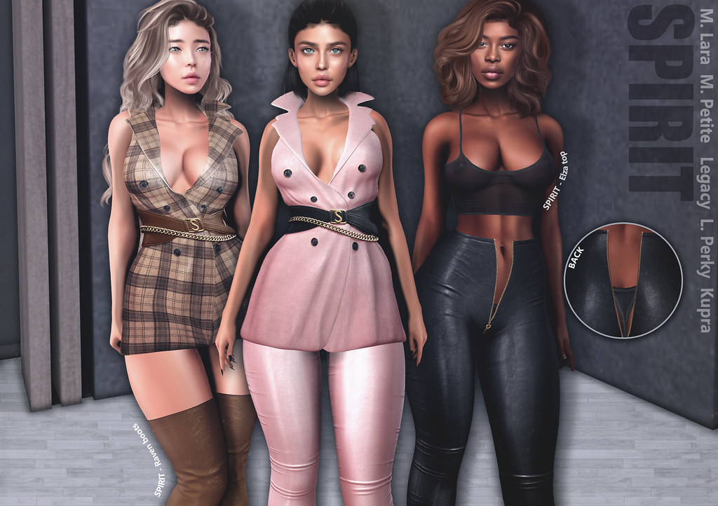 SPIRIT – Eve outfit @ Collabor88 (February, 8)