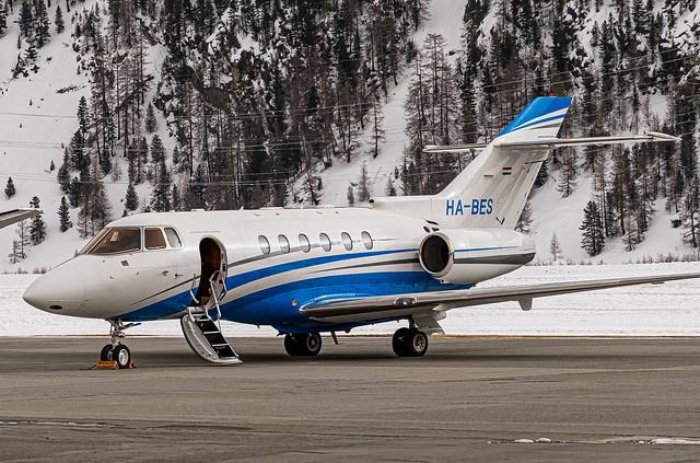 SMV/LSZS: Fly-Coop Legiszolgaltato Ltd / Hawker 800XP / HA-BES