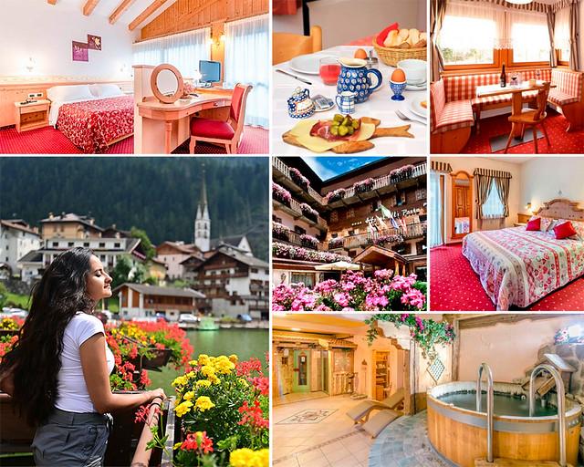 Alojamientos en Dolomitas cerca de Alleghe