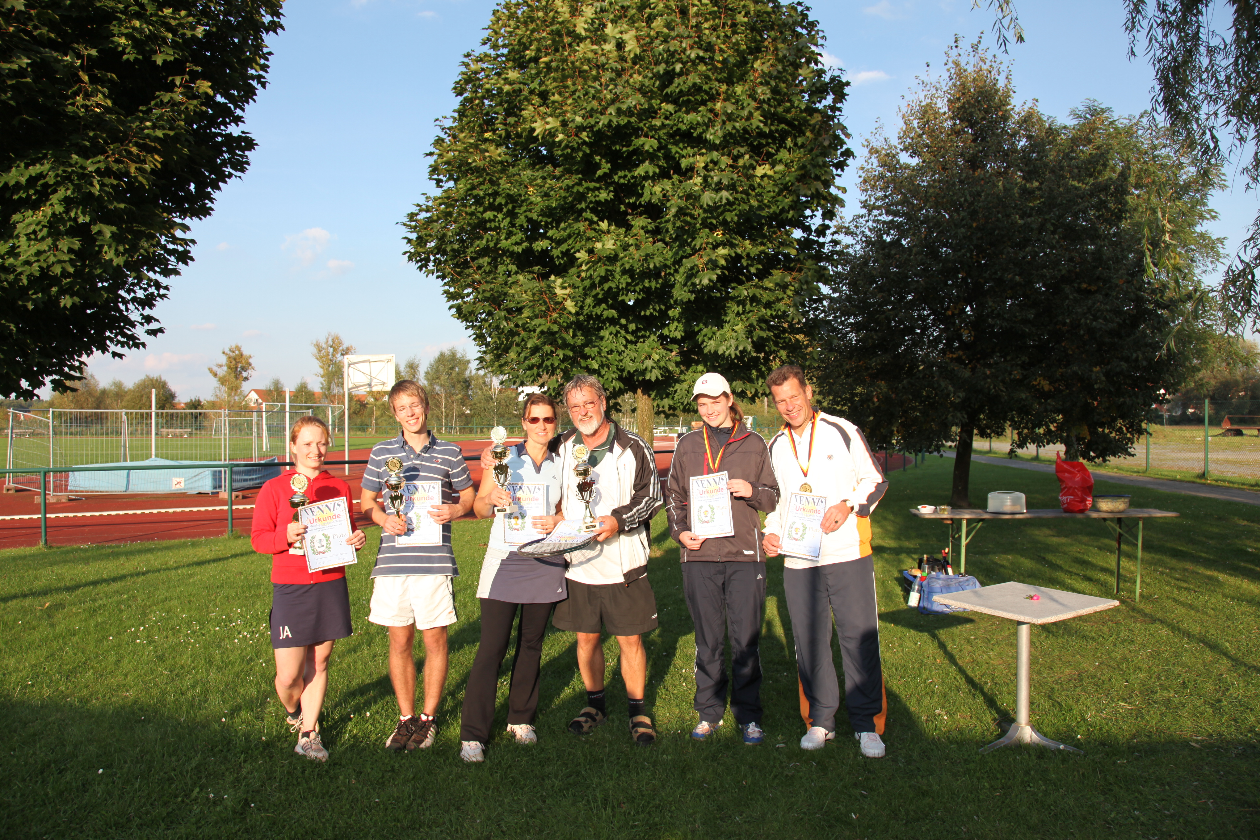 Hochland Cup Mixed 2010