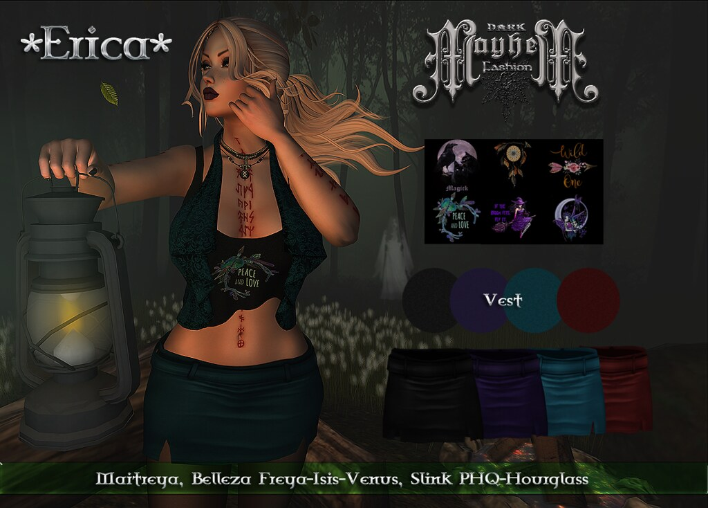 Orsy Event Exlusive – Dark Mayhem Fashion