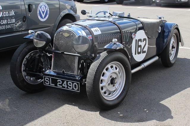220 Morgan 4-4 LeMans Special (1938)