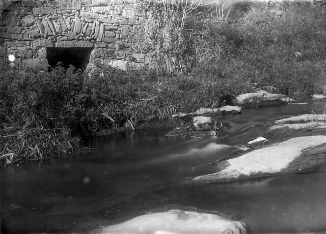 El desguas del Molinot / Mill tail race