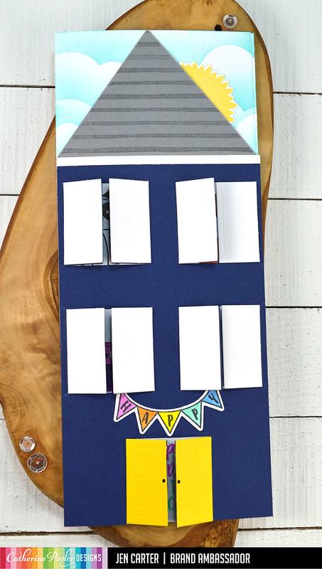 Jen Carter Critter Crew Four Window Carter House Birthday