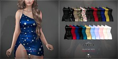 Valentina Dress - Collabor88