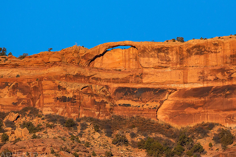 Mesa Arch From Below