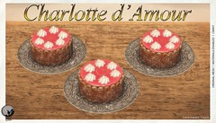 Charlotte d'Amour : exclusive groupgift for February @ Petit Chat