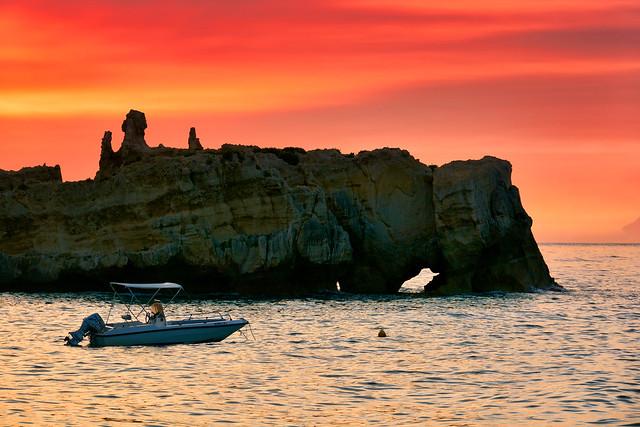 Sunset Calabria - Italy