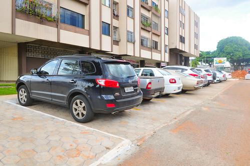 Onze novos estacionamentos para Taguatinga