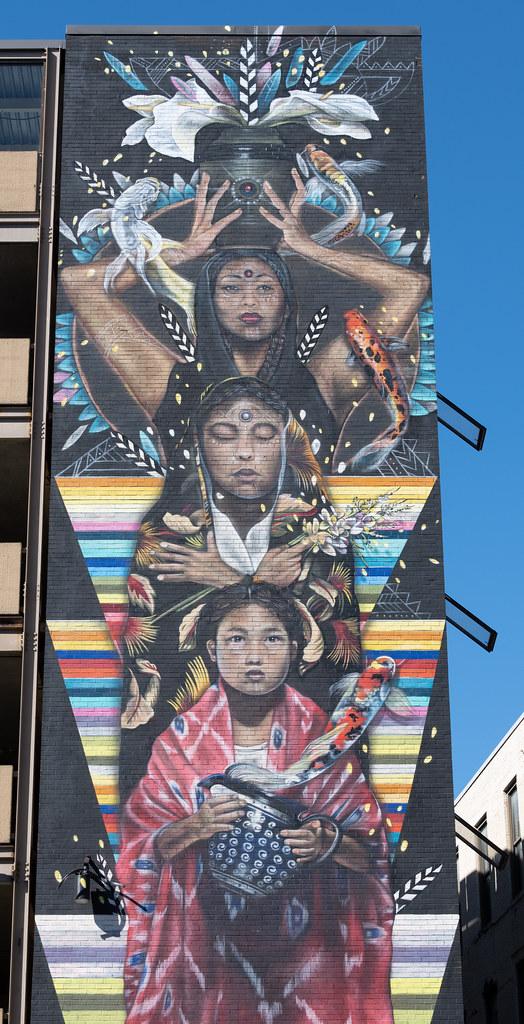 Marka27 Mural