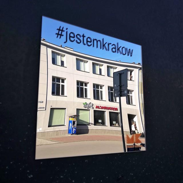 """Karina Swachta, """"Jestem Kraków"""""""