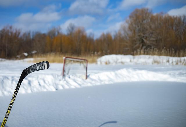 Pond Hockey Dreams