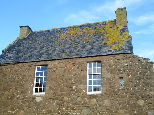 Castle Building, Dunnottar Castle,