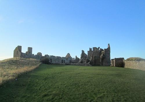 Dunnottar Castle Interior