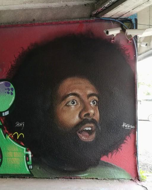"Pieksa, ""Reggie Watts"""
