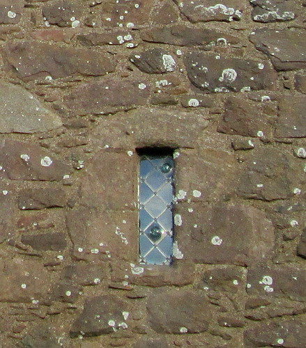 Small Window, Dunnottar Castle