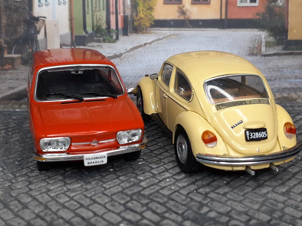 VW Brasilia - 1975