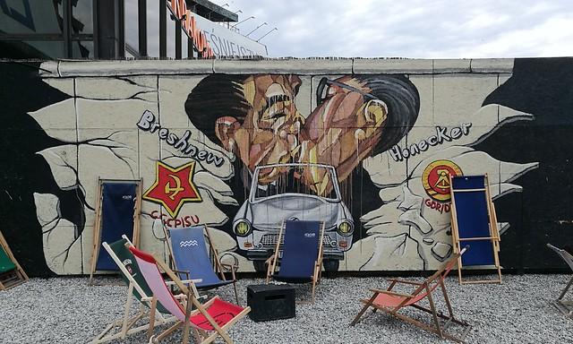 Breżniew i Honecker
