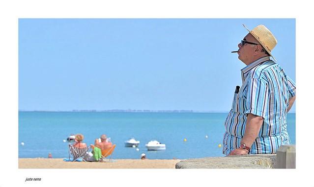 Philosophe de plage...