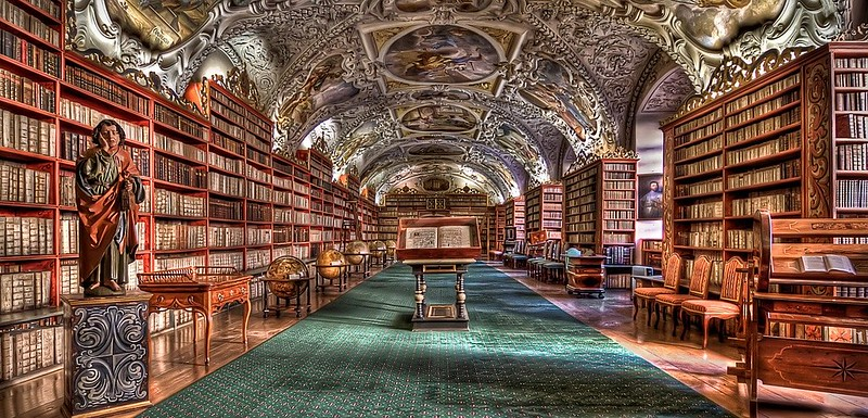Library Overload