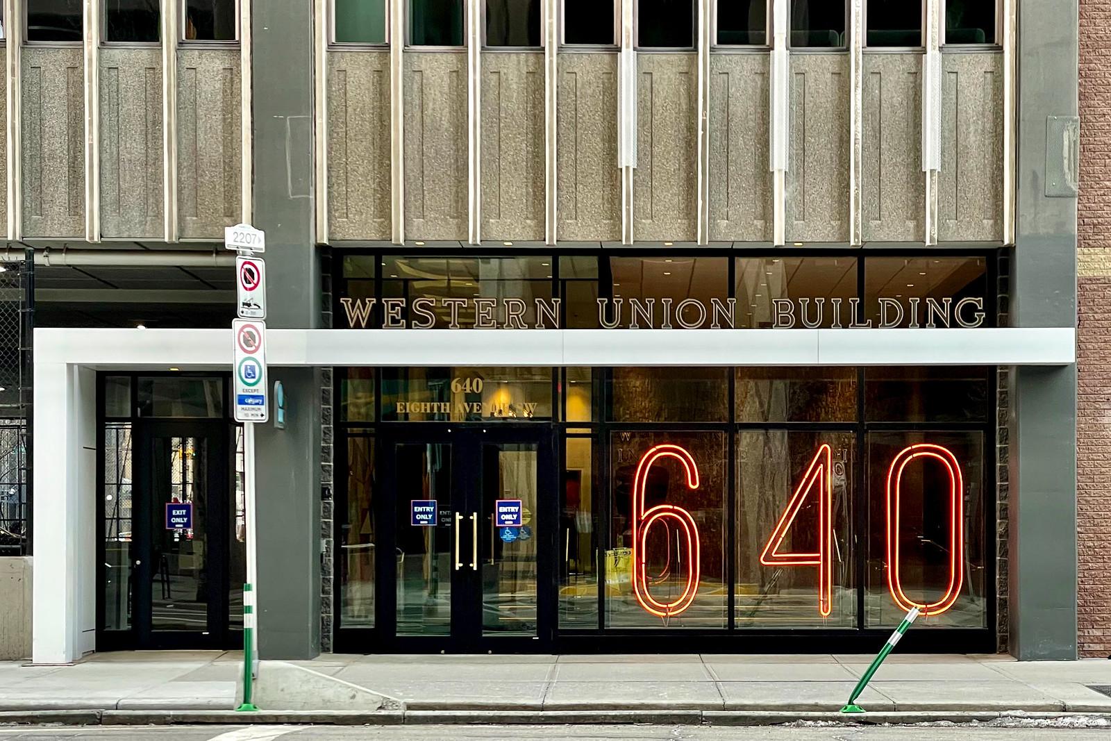 Western Union Building