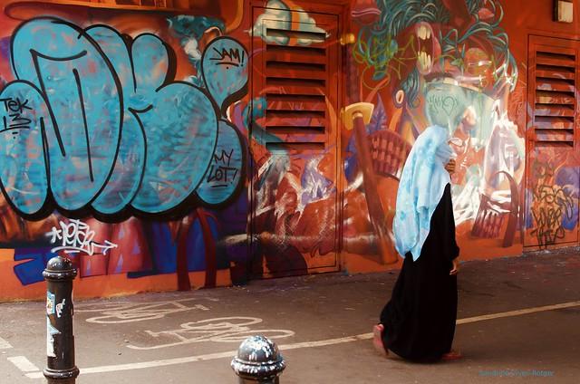 Street Scene - London