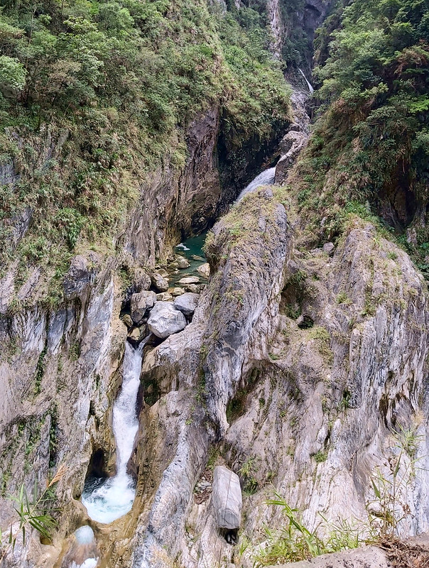 Zhuilu Old Trail in Taroko Gorge, Hualien