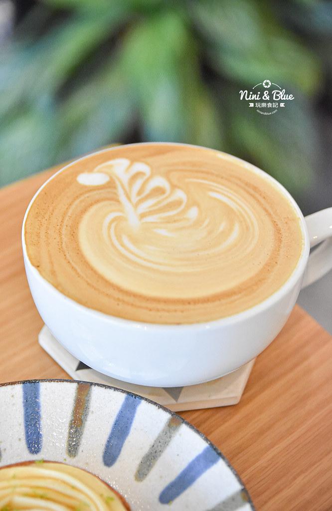 大里 波紋咖啡 不限時有插座 仁愛15
