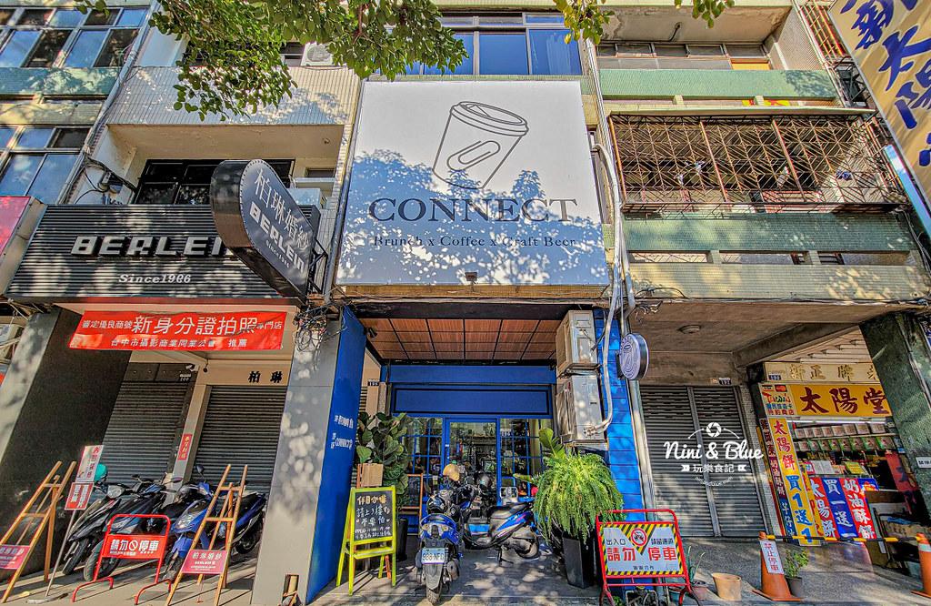 CONNECT咖啡  早午餐 台中新光三越16