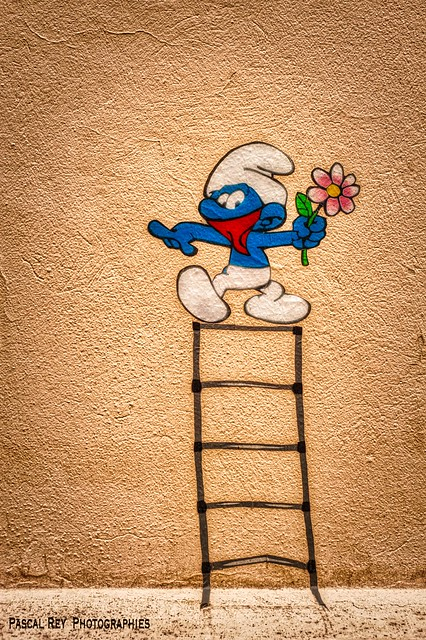 On the Ladder...