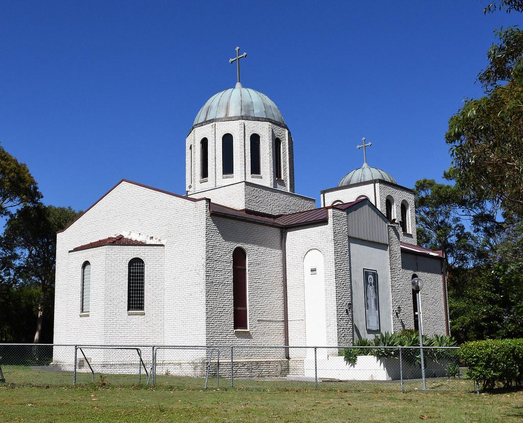 Serbian Orthodox Church, Ingleside, Sydney, NSW.