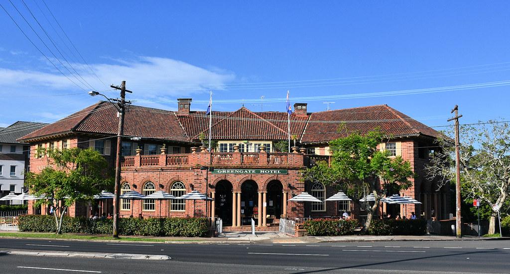 Greengate Hotel, Killara, Sydney, NSW.