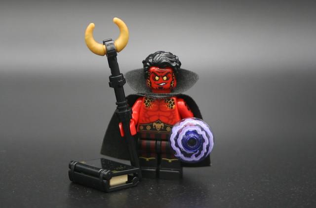LloH - The Devil We Know