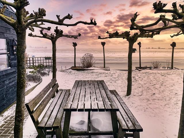 Goodmorning King Winter (in explore) ✨