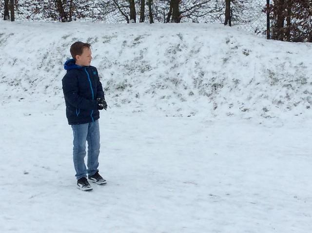 Klas 4: Sneeuwpret!