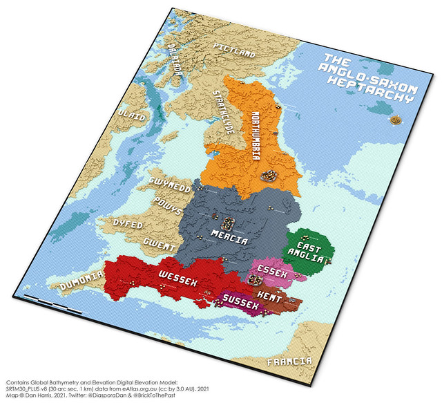 The Anglo-Saxon Heptarchy