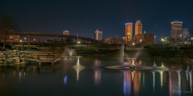 Tulsa Centennial Park