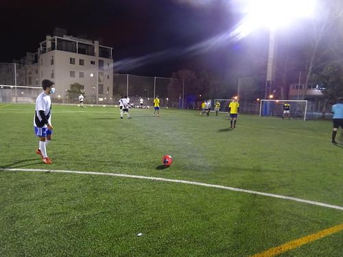 DEPORTIVO TATOOINE Vs VERLANGAS FC (1)