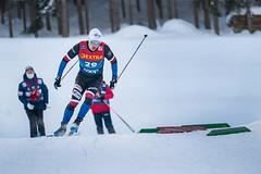 Skvělý víkend pro české běžce na lyžích! Včera dvě setiny od medaile