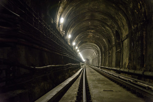 Thames Tunnel Revisited
