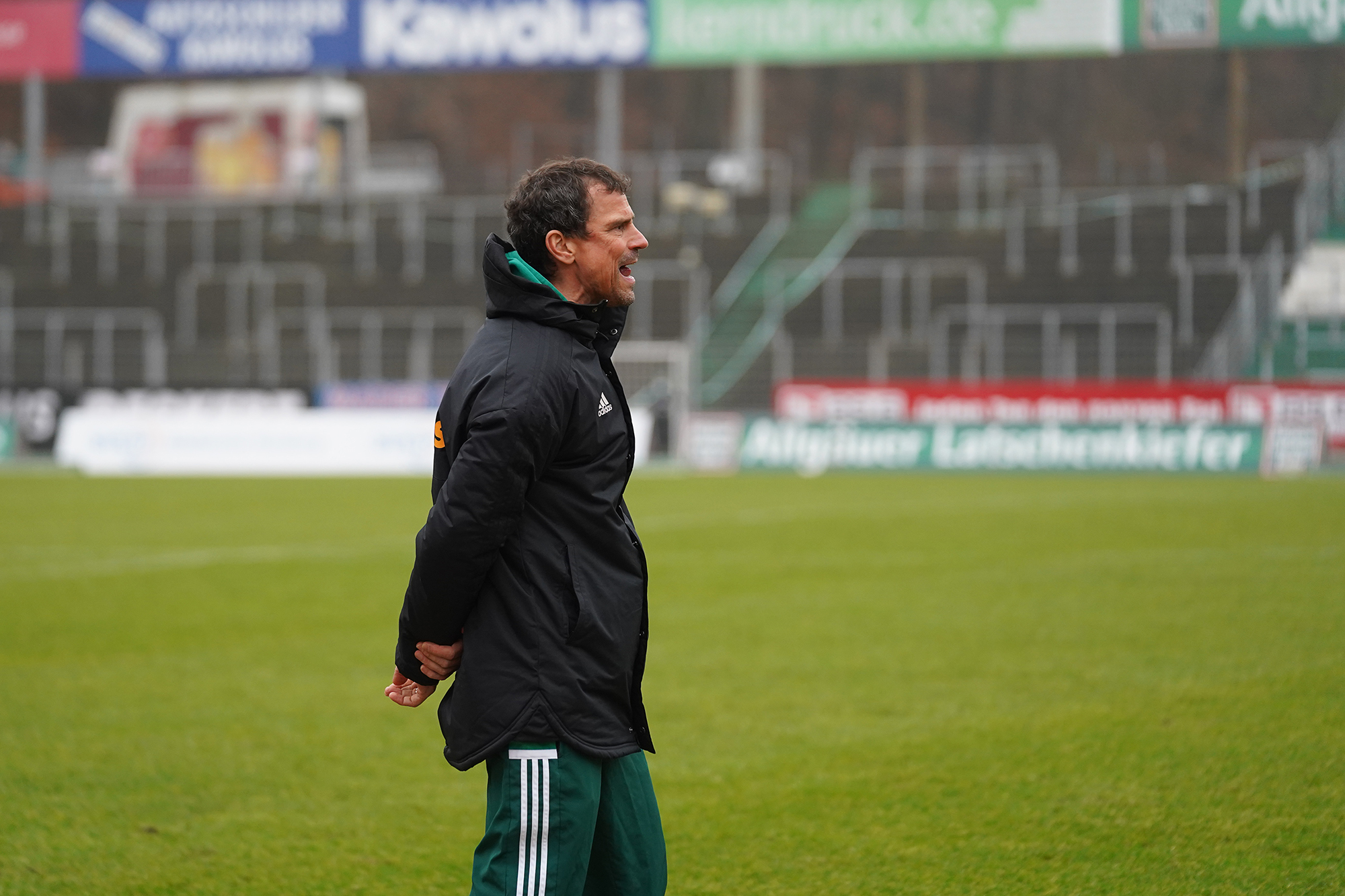 06.02.2021   Saison 2020/21   FC 08 Homburg   FC Gießen