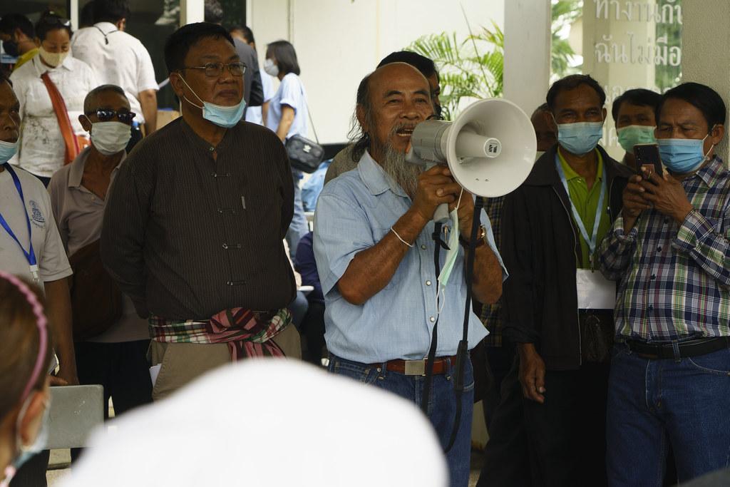 ศักดา กาญจนเสน ประธานสมัชชาเกษตรกรภาคอีสาน