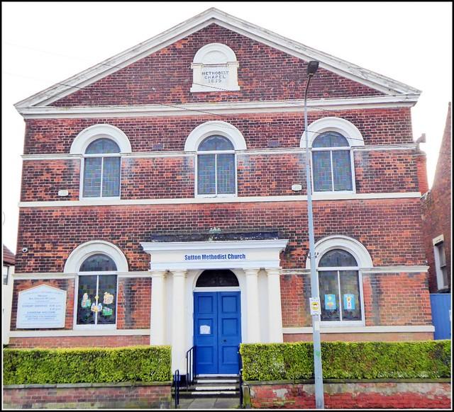 Sutton Methodist Church ..