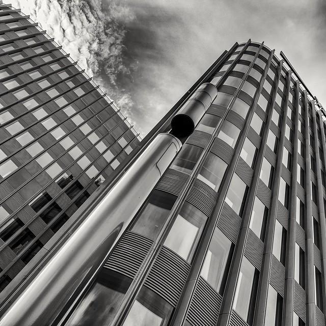 Skyscraper. Berlin